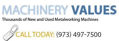 Logo for Machinery Values Inc