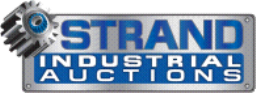 Strand Industrial Auctions logo