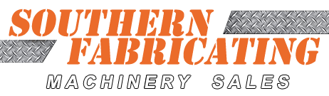 Logo for Southern Fabricating Mchy Sales