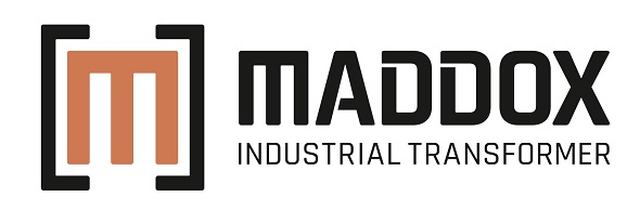 Logo for Maddox Industrial Transformer