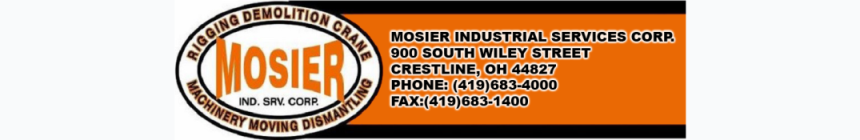 Logo for Mosier Industrial Services Corp