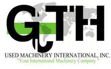 Logo for GTH Used Machinery Intl