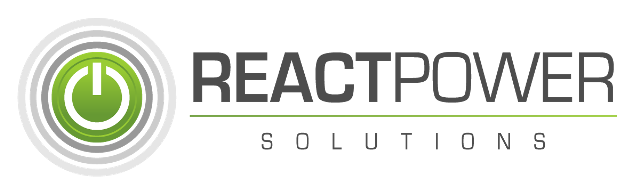 React Power Solutions logo